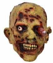 Carnavalskleding feestmasker horror zombie helmond