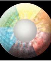 Carnavalskleding gekleurde uv funlenzen helmond