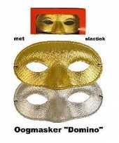 Carnavalskleding glitteroogmasker een gemaskerd bal helmond