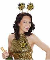 Carnavalskleding gouden diadeem oud nieuw helmond