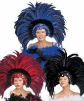Carnavalskleding hoofdtooi brasil deluxe helmond