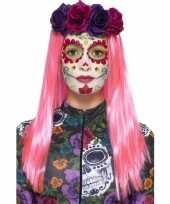 Carnavalskleding horror schmink sweetheart helmond