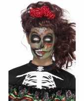 Carnavalskleding horror schmink zombie helmond