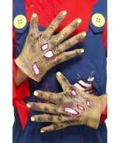 Carnavalskleding horror zombie handen helmond