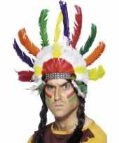 Carnavalskleding indianen chief tooi helmond