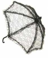 Carnavalskleding kanten paraplu bydemeyer helmond