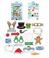 Carnavalskleding kerst party foto accessoires helmond