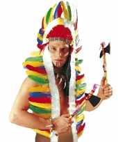 Carnavalskleding lange indianentooi helmond