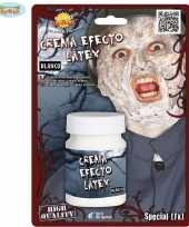Carnavalskleding latex look horror schmink helmond