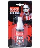 Carnavalskleding make up bloed verstuiver ml helmond
