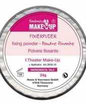 Carnavalskleding make up poeder helmond