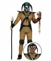 Carnavalskleding monster carnavalskleding masker heren helmond