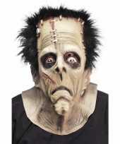 Carnavalskleding monster masker frankenstein helmond