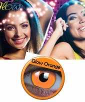 Carnavalskleding oranje uv funlenzen helmond