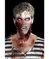 Carnavalskleding spray bloed uitwasbaar ml helmond
