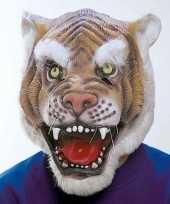 Carnavalskleding tijger maskers helmond