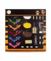 Carnavalskleding vleermuizen halloween schmink kit helmond