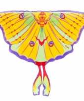 Carnavalskleding vlinder vleugeltjes komeetstaart kinderen helmond