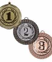 Carnavalskleding winnaars medailles set e e e helmond