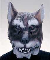 Carnavalskleding wolf maskers helmond