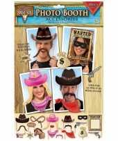 Carnavalskleding x photobooth props cowboy feestje helmond