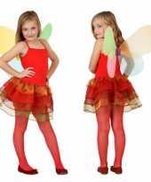 Vlinder carnavalskleding meisjes helmond